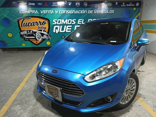 Imagen 1 de 12 de Ford Fiesta Titanium