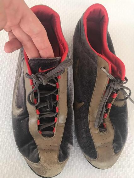Zapatillas Nike Terciopelo Cámara De Aire Talle 39 Sale