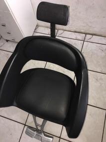 Cadeiras Hidráulica Para Salão Cada Uma $