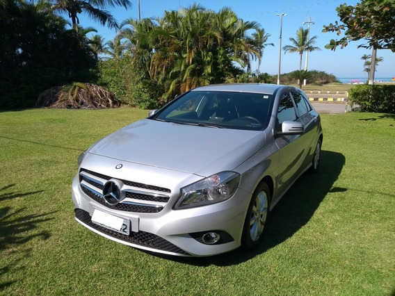 Mercedes-benz Classe A2001.6 Style Turbo 5p 2013