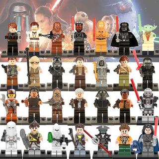 10 Figuras Lego Stars Wars X $10000