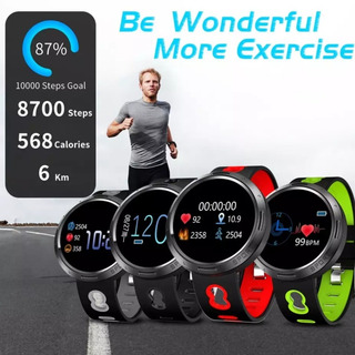 Relógio Smartwatch Finow M58 A Prova D