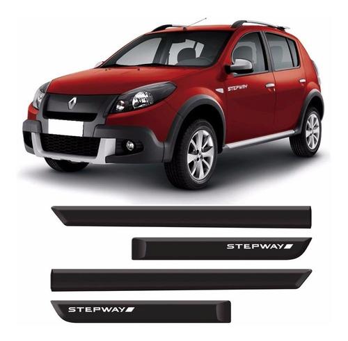 Molduras Renault Sandero/ Stepway  Modelo Original