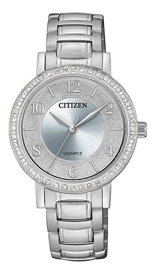 Reloj Citizen Mujer Acero El304055l