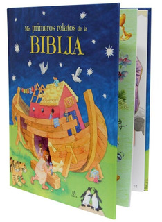 Mis Primeros Relatos De La Biblia Winbook