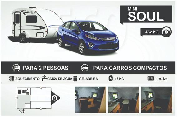 Mini Trailer / Trailer / Motorhome / Camping / Barraca