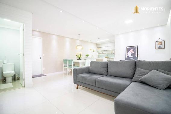 Apartamento Com 3 Dormitórios À Venda, 145 M² Por R$ 1.290.000 - Alta Vista Prestige - Anhangabaú - Jundiaí/sp - Ap0217