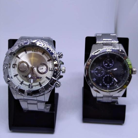 2 Relógios Um Masculino E Um Feminino