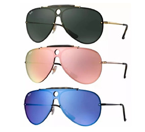 00a8a1550e Anteojos Ray Ban 3581 Blaze Shooter Originales Made In Italy · 4 colores