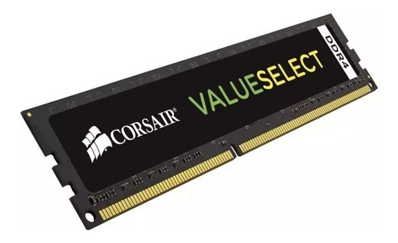 Mem Corsair 4gb 2133mhz Cl 15 Ddr4 Dimm