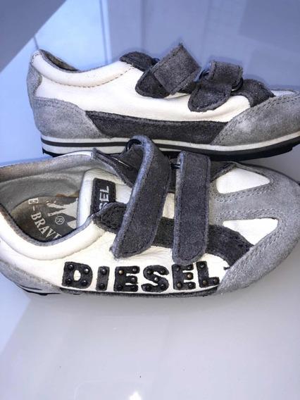 Tênis/sapatênis Diesel