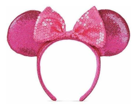 Disney Parks Tiara Minnie Pink Disney Store