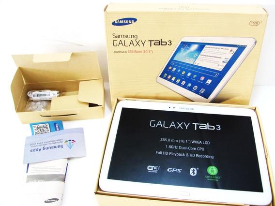 Tablet Samsung Tab 3 Gt-p5200 10.1 16gb ( Com Defeito Leia )