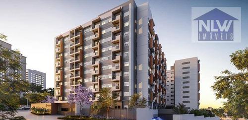 Apartamento Com 2 Dormitórios À Venda, 36 M² Por R$ 282.472,11 - Butantã - São Paulo/sp - Ap2321