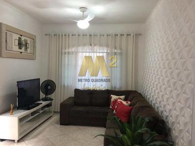Casa De 2 Dormitórios À Venda! Maracanã, Praia Grade. - V3213