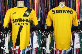 Nac Breda 2006 Camisa Titular Tamanho M.