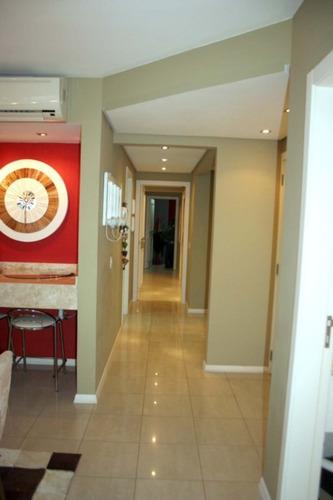 Apartamento Com 3 Suítes  - 3633