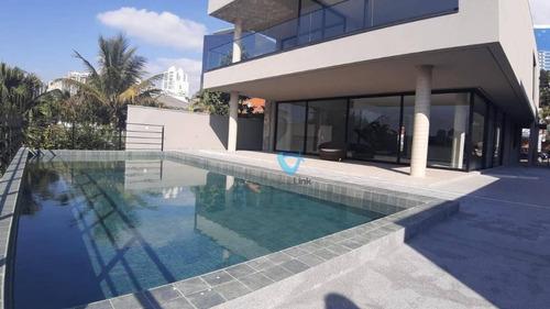 Imagem 1 de 24 de Casa Com 5 Dormitórios À Venda, 1042 M² Por R$ 12.000.000,00 - Alphaville - Barueri/sp - Ca1292