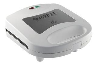 Sandwichera Y Waflera Smartlife Sl-swd5000 2 En 1 Removibles