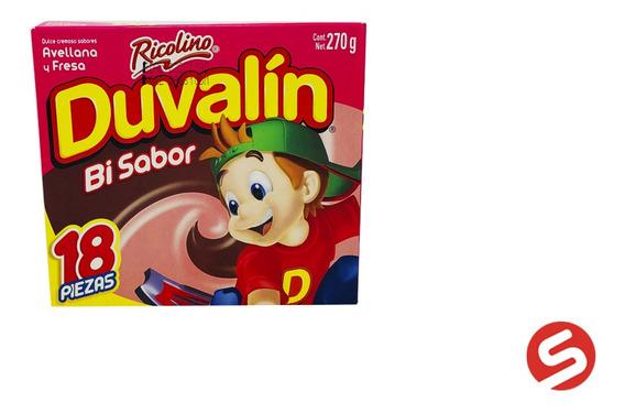 Duvalin Avellana//fresa 18pzs