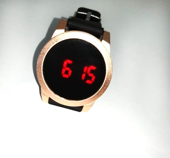 Relógio De Pulso Digital Com Caixa Acrílica Bonito E Barato