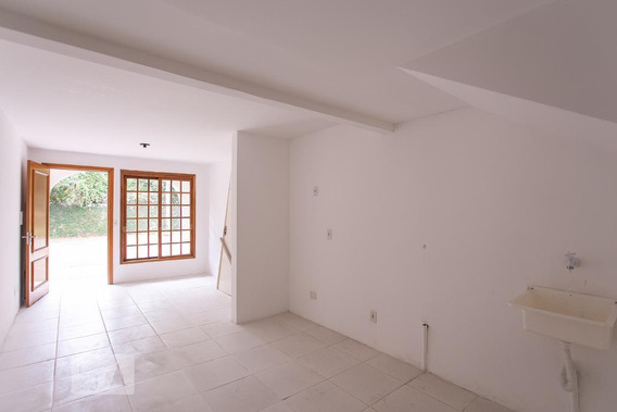 Casa Para Aluguel - Cavalhada, 1 Quarto, 60 - 893022432