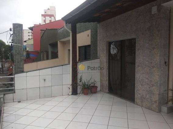 Sobrado À Venda, 144 M² Por R$ 450.000,00 - Baeta Neves - São Bernardo Do Campo/sp - So0824