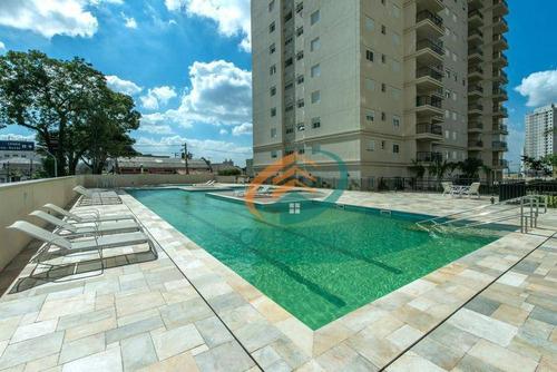 Imagem 1 de 24 de Apartamento Com 2 Dormitórios À Venda, 70 M² Por R$ 530.000,00 - Vila Augusta - Guarulhos/sp - Ap3882