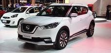 Nissan Kicks Exclusive Cvt 0km 2017