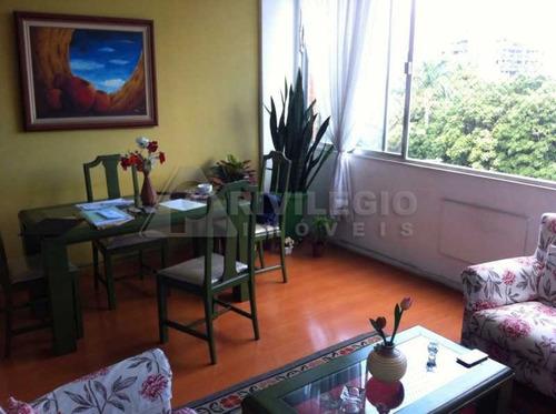 Imagem 1 de 23 de Apartamento À Venda, 3 Quartos, 1 Vaga, Gávea - Rio De Janeiro/rj - 17494