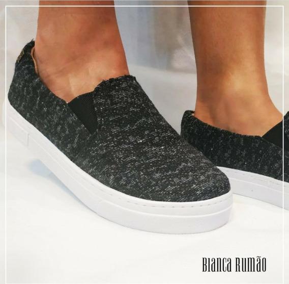 Sapato Masculino Slip On Shoe