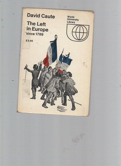 Livro The Left In Europe