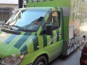 Mercedes-benz Sprinter Furgão Food Truck