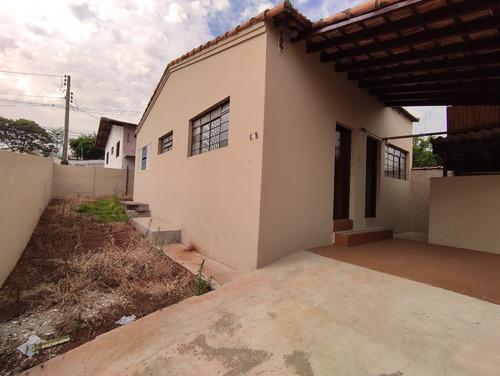 Imagem 1 de 17 de Casa Para Aluguel, 2 Quartos, 2 Vagas, Jardim Belo Horizonte - Santa Bárbara D'oeste/sp - 22479