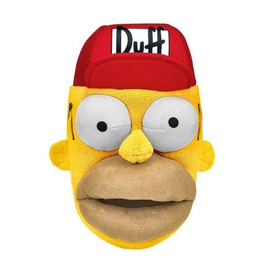 Pantufla Homero Simpsons Pantufla Regalo Hombre Comodos Ly3