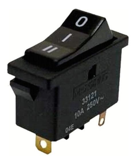 Chave Interruptor Para Secador De Cabelo Taiff 10a Original