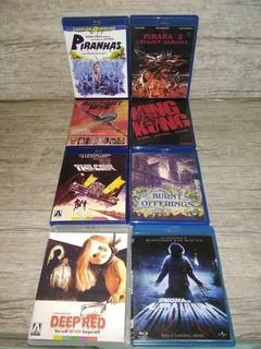 Blu-rays Clássicos Anos 70 E 80 Dublados E Legendados