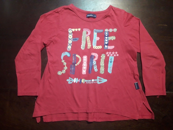 Remera Mimo Talle 6