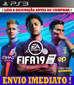 Fifa 19 Ps3 Midia Digital Original