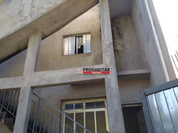 Chácara Com 3 Dormitórios À Venda, 2050 M² Por R$ 380.000,00 - Jardim Borba Gato - São Paulo/sp - Ch0163