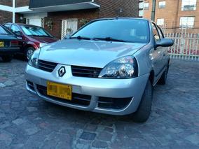 Renault Clio Campus Mt Aa 1.2 Excelente Estado