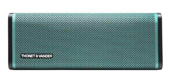 Altavoz Bluetooth Portatil Thonet Vander Frei Verde