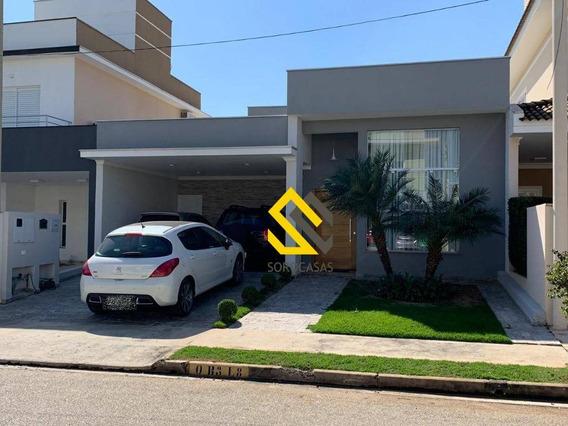 Casa À Venda, 170 M² Por R$ 800.000,00 - Condomínio Ibiti Royal Park - Sorocaba/sp - Ca1461