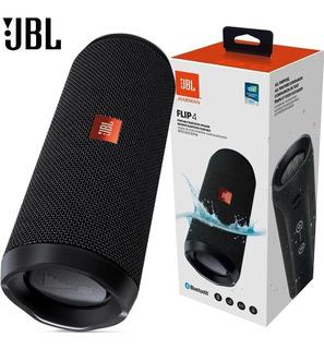 Parlante Jbl Flip 4 Inalambrico Bluetooth A Prueba De Agua