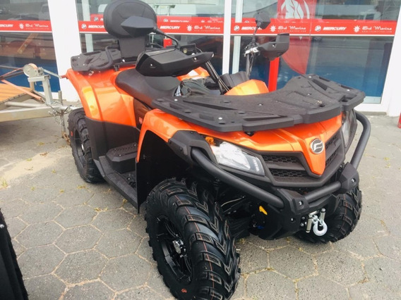 Quadriciclo Cforce 520l