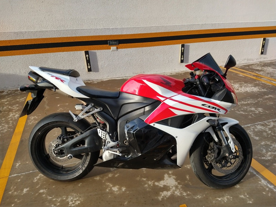 Honda Cbr 600 Rr C/ Akrapovic Full + Suspensão Mupo + Brembo