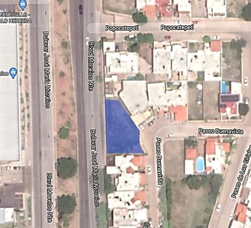 Terreno En Venta, Hermosillo, Sonora