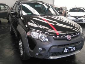 Fiat Palio 1.6 Adventure Gnc 5ta Generacion 60mil Kms Mh