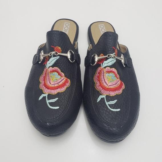 Zapatos Suecos Bajos N36