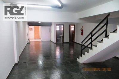 Loja Comercial Para Locação, Campo Grande, Santos - Lo0007. - Lo0007